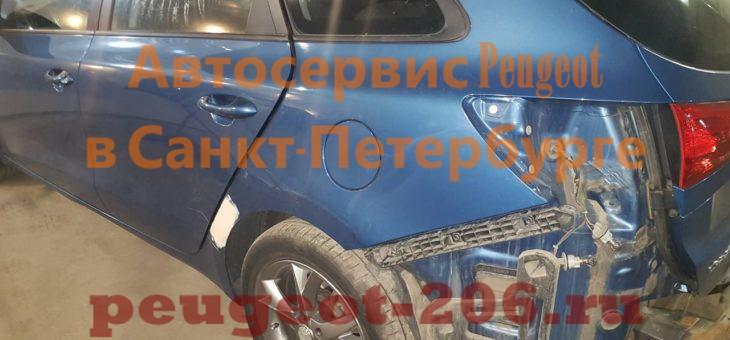 Транспортировка эвакуатором автомобилей при неисправностях ходовой системы и рулевого устройства